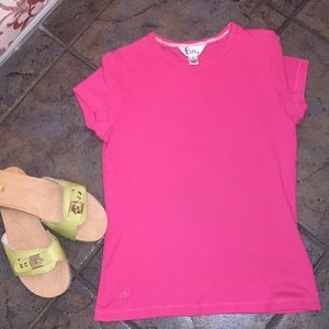 Pink Lilly Pulitzer T-shrirt